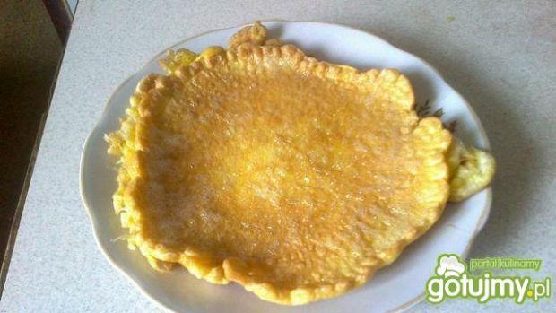 A'la omlet 1  w wykonaniu smakosza
