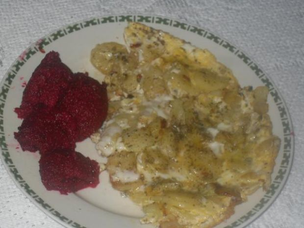 A'la wiejska tortilla