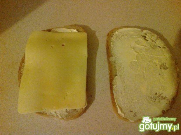 Ala zapiekanki chlebowe serowo- parówkow