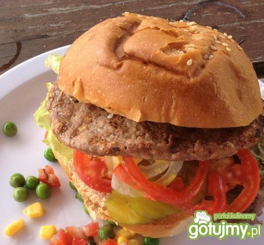 Ameryka i jej hamburger
