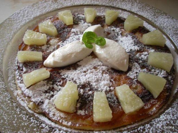 Ananasowe śniadanie