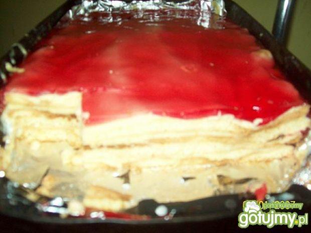 Aniołek - ciasto