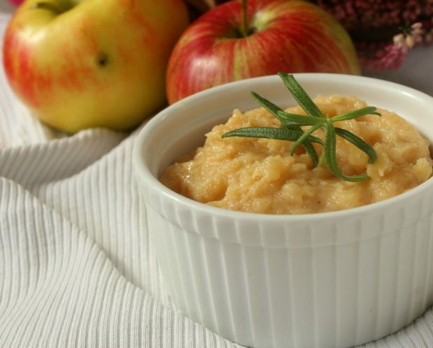 Apple Curd - jabłkowe masełko