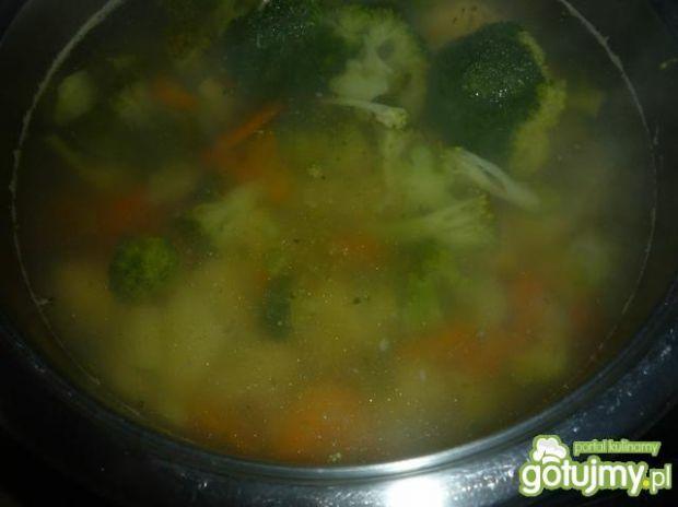 Aromatyczna brokułowa