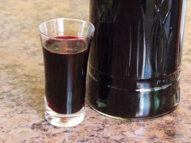 Aromatyczna nalewka z aronii