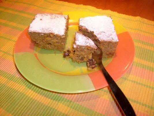 Aromatyczne ciasto marchewkowe