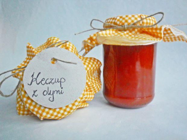 Aromatyczny keczup z dyni