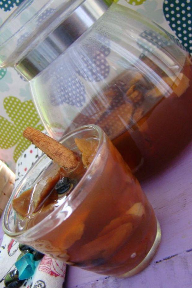 Aromatyczny kompot z suszu