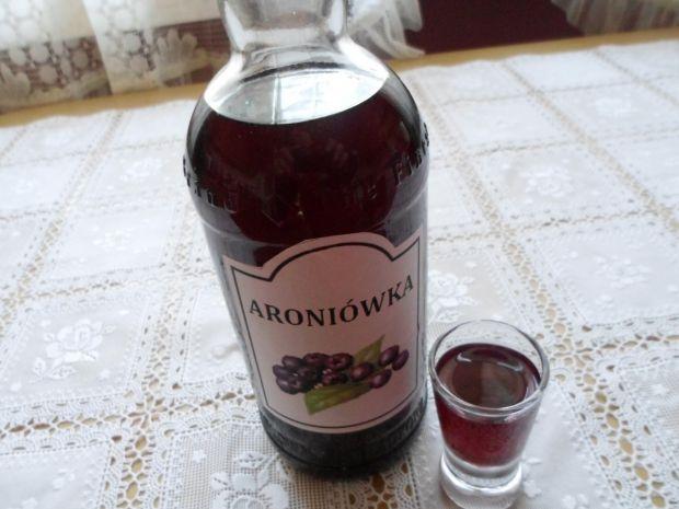Aroniówka z imbirem i miodem