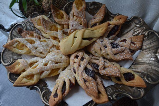 Ażurowe ciasteczka