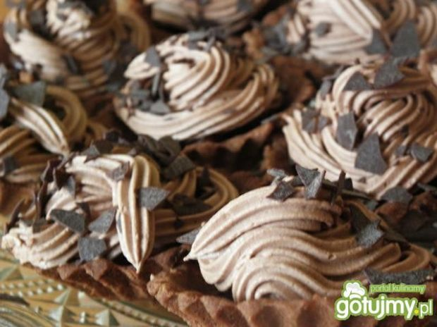 Babeczki czekoladowe z wiśniami.