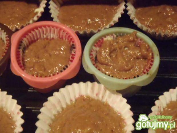 Babeczki kakaowe jemiołki