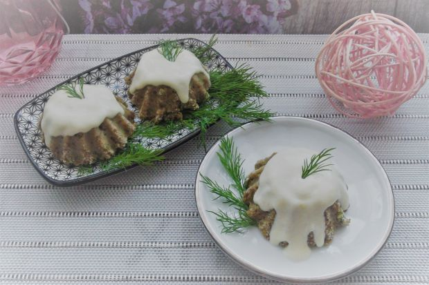 Babeczki mięsno-warzywne
