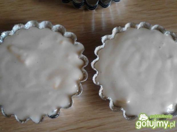 Babeczki z brzoskwiniami wg dayzi
