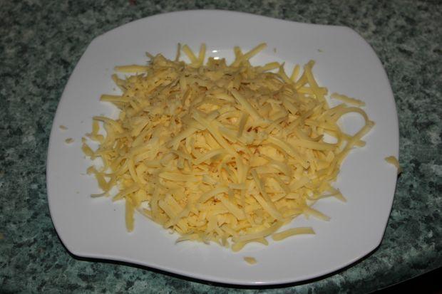 Babeczki z serem i wędliną