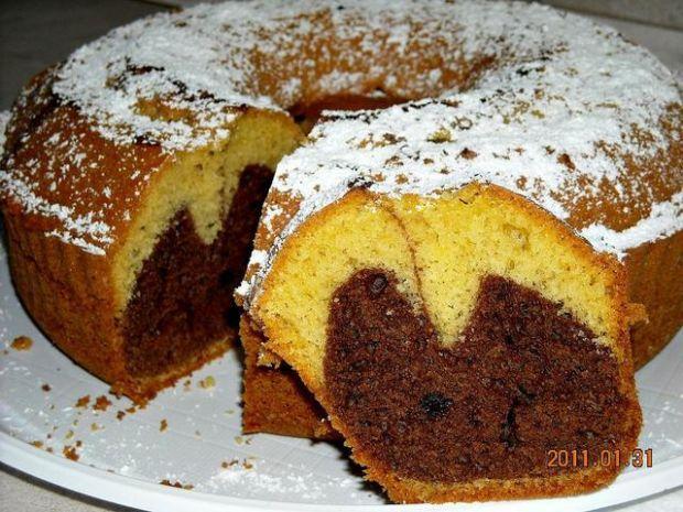 Babka kakaowa - wilgotna i pyszna