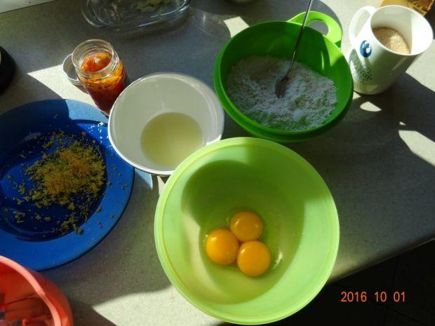 Babka pomarańczowo-cytrynowa