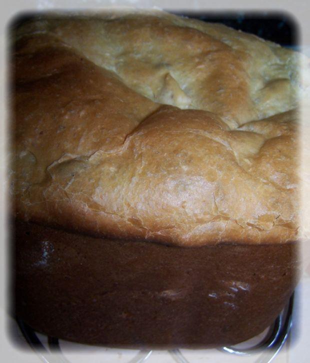 Babka wielkanocna z automatu do chleba