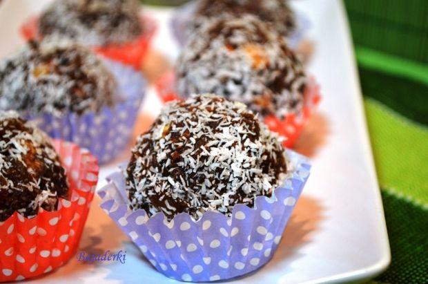 Bajaderki z czekoladą