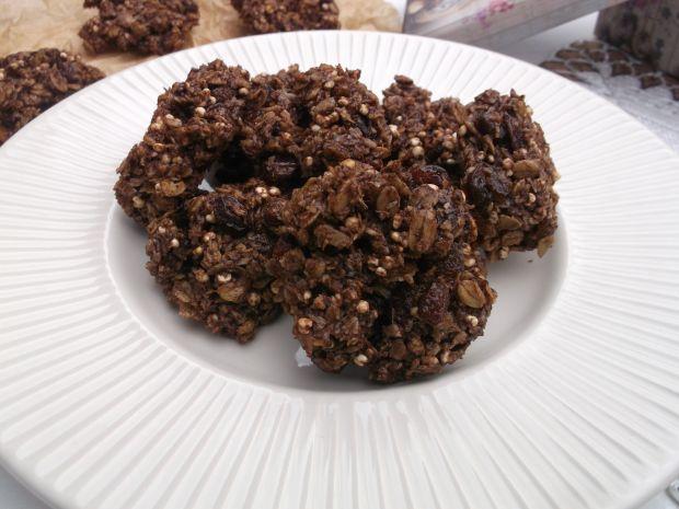 Bakaliowe ciasteczka bez mąki