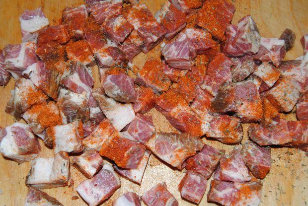 Bakaliowy gulasz