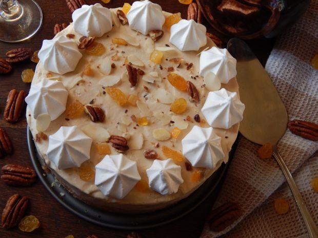Bakaliowy tort sułtański