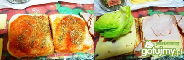 Banalne tosty Zbysia