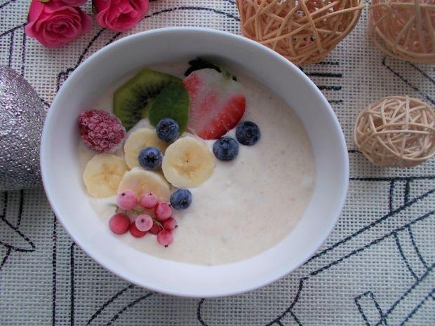 Bananowa miska smaku (bowl)