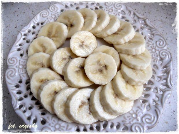 Bananowa sałatka dla dorosłych