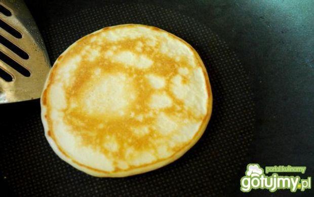 Bananowe Pancakes'y