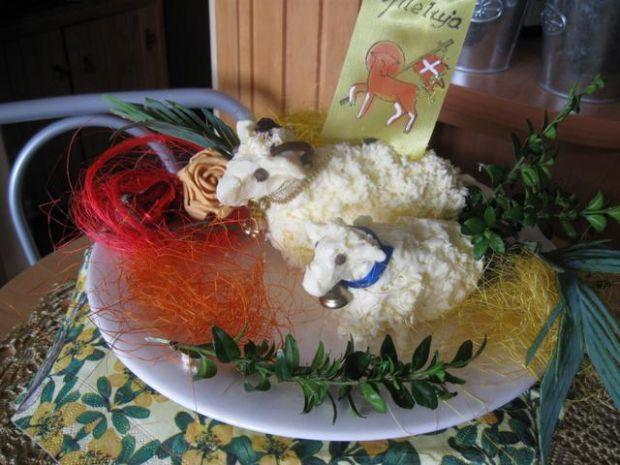 Baranek Wielkanocny.