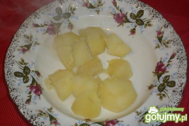Barszcz biały z ziemniaczkami