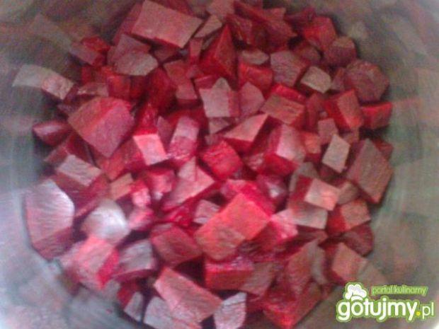 Barszcz czerwony wg Megg