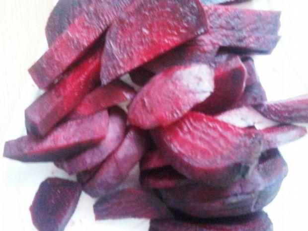 Barszcz czerwony zabielany