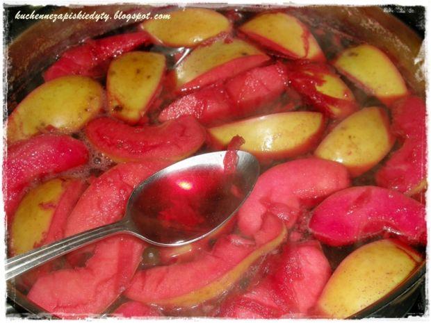 Barszczyk buraczano jabłkowy na szybko