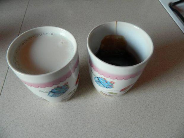 Bawarka czyli herbata z mlekiem