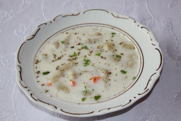 Biały barszcz polski