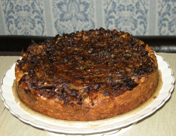 Bieluchowe ciasto cebulowe