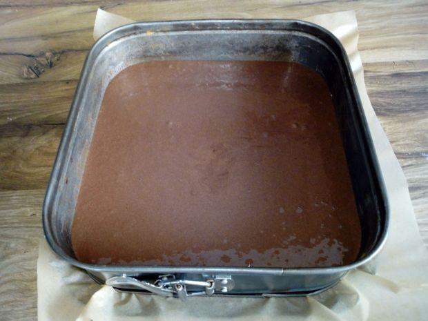 Biszkopt czekoladowy z olejem