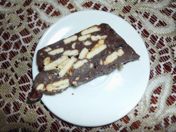 Blok- słodycz bez pieczenia
