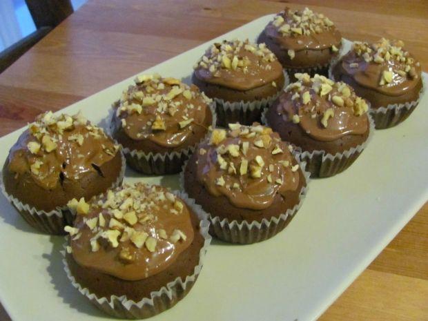 Blyskawiczne muffinki czekoladowe