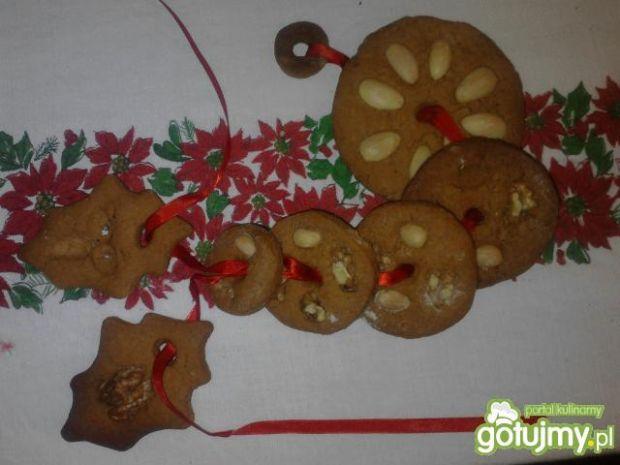 Bożonarodzeniowy dzwon piernikowy
