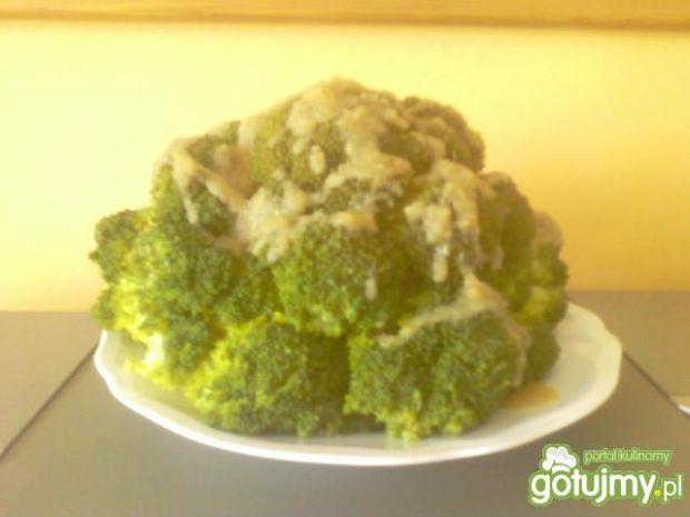 Brokuł gotowany