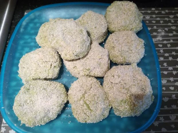 Brokułowe kotleciki