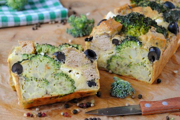 Brokułowy chlebek
