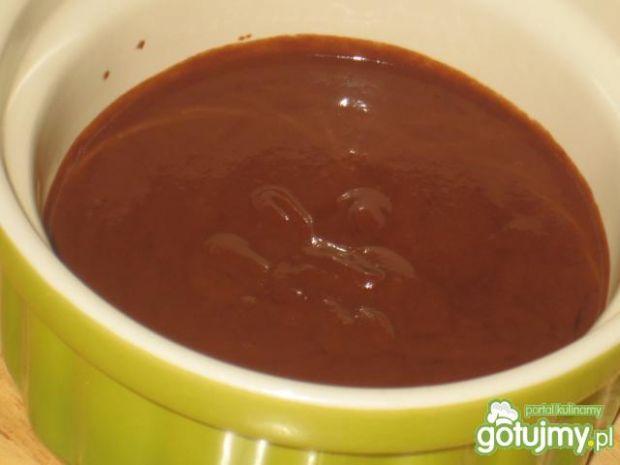 Budyń dyniowo-czekoladowy