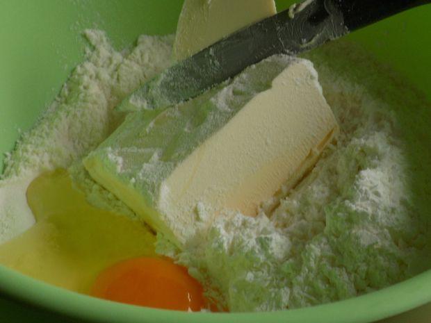 Budyniowo-kokosowe ciasteczka