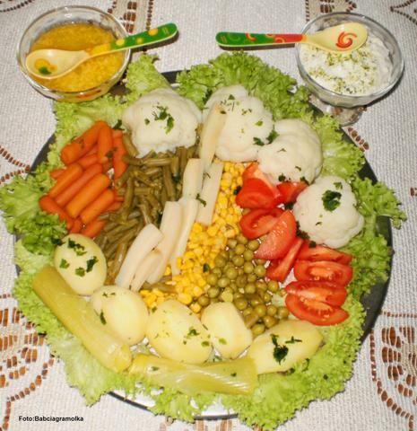 Bukiet  warzyw po raz drugi