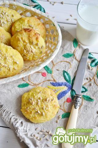 Bułeczki kukurydziano-ziemniaczane