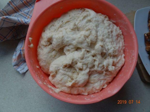 Bułeczki mleczne z siemieniem lnianym